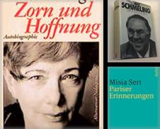 Autobiographie Sammlung erstellt von TAIXTARCHIV Johannes Krings