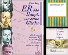 Theologie Sammlung erstellt von Büchersuchdienst C. Krumbacher