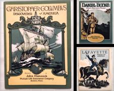 Famous Americans John Hancock Promo Advertising Sammlung erstellt von Vero Beach Books