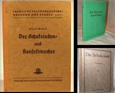 Bäckerei und Konditorei Sammlung erstellt von Matthias Severin Antiquariat