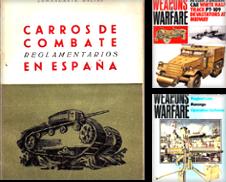 Armas Militarismo de Books Never Die