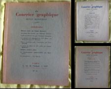 Arts graphiques littérature beaux-arts imprimerie presse histoire Proposé par Librairie Sedon