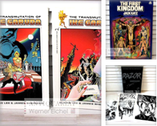 Comics Curated by Versandantiquariat Werner Eichel