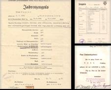 Dokumente Sammlung erstellt von Martina Berg (Die Bücher-Berg)