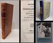 Andalucía Cádiz Sammlung erstellt von Librería Anticuaria Antonio Mateos