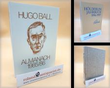 Almanach Sammlung erstellt von Roland Antiquariat UG haftungsbeschränkt