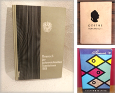 Almanach Sammlung erstellt von Antiquariat Liber Antiqua