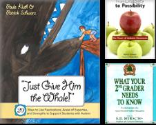 Education de Second Chance Books & Comics