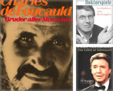 Biografien Sammlung erstellt von Flügel & Sohn GmbH