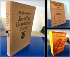 Antifaschismus Sammlung erstellt von Antiquariat Haindorf