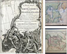 Atlases and Antique Maps Curated by Bjarne Tokerud Bookseller