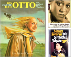 Musik music signiert signed Bücher CD books disc Curated by Antiquariat Luna