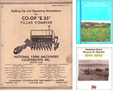 Agriculture Farming, Ranching Curated by BOOX