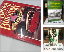 Buses Curated by SGL Books