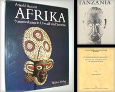 Afrika Sammlung erstellt von Antiquariat Berghammer