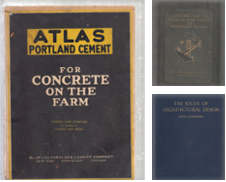 Architecture Curated by Old Book Shop of Bordentown (ABAA, ILAB)
