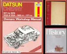Auto Sammlung erstellt von Antiquariat Basler Tor