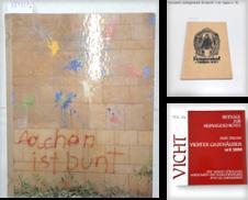 Aachen & Umgebung Sammlung erstellt von Versand-Antiquariat Konrad von Agris