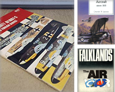 Aircraft And Air Campaigns Curated by Anitabooks