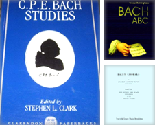 Bach Curated by Travis & Emery Music Bookshop ABA