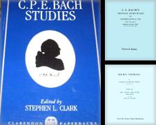 Bach Sammlung erstellt von Travis & Emery Music Bookshop ABA
