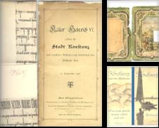 Konstanz Bodensee Curated by Antiquariat Antik-Bücher,  Inh. Erdmann