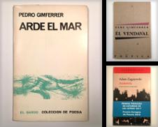 Poesía de SELECTA BOOKS