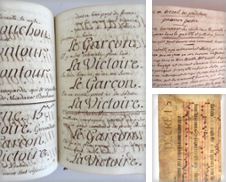 1455-1820 Curated by Librairie Le Feu Follet