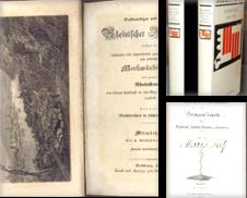 Einzelbände Sammlung erstellt von Antiquariat Düwal