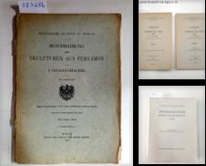 Archäologie Curated by Versand-Antiquariat Konrad von Agris