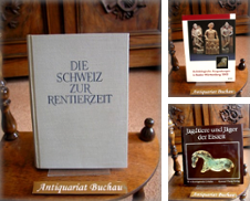 Archäologie Sammlung erstellt von Antiquariat Buchau