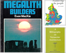Architecture, Building, Housing and Town Planning Curated by Delectus Books