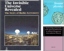 Science and Technology Curated by C & J Read - Books