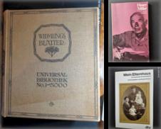 Briefe Sammlung erstellt von Antiquariat-Fischer - Preise inkl. MWST