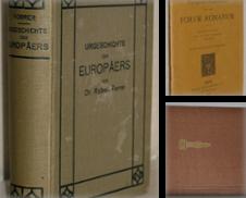 Archäologie (Ur- und Frühgeschichte) Sammlung erstellt von Antiquariat Reinsch