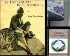 Alpinistik Sammlung erstellt von Antiquariat Buchseite