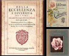 Agricoltura Di Libri Antichi e Rari di A. Castiglioni