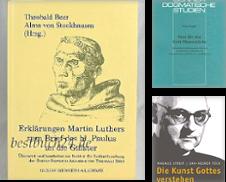 Apologetik Sammlung erstellt von nova & vetera e.K.