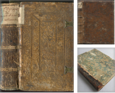 Alte Drucke, Handschriften Sammlung erstellt von Antikvariat Valentinska