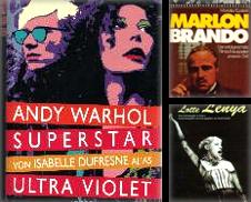 Biografien (Künstler / Künstlerinnen) Sammlung erstellt von Auf Buchfühlung