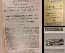 Andalucía Málaga Curated by Librería Anticuaria Antonio Mateos