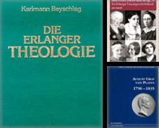 Erlangen Sammlung erstellt von Antiquariat Hujer