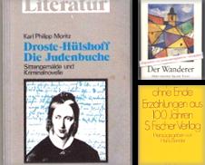 Literatur Sammlung erstellt von Antiquariat Dr. Ursula Wichert-Pollmann