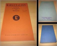 Buchwesen Sammlung erstellt von Versandantiquariat Schäfer