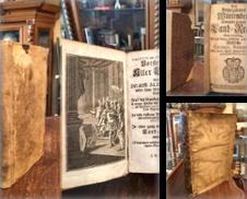 Alte Drucke vor 1750 Sammlung erstellt von Antiquariat an der Stiftskirche