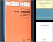 Altes Testament Sammlung erstellt von Antiquarius / Antiquariat Hackelbusch