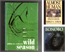 Animal Behavior Curated by COLLECTIBLE BOOK SHOPPE