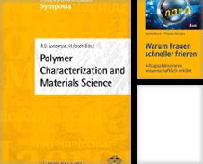 Allgemeine Wissenschaften Sammlung erstellt von Wiss. Antiquariat Heinz Buschulte