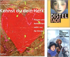 Bilder-, Kinder- und Jugendbücher Sammlung erstellt von Bücher Eule