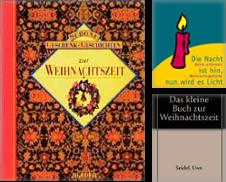 Advent & Weihnachten Sammlung erstellt von Versandantiquariat Felix Mücke